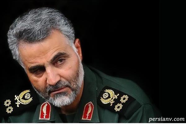 مقابله سردار سلیمانی با داعش