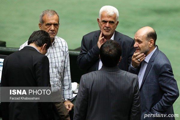 نمایندگان بازداشتی