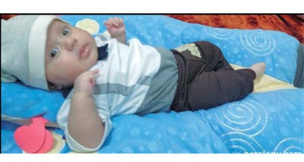 نوزاد ربوده شده در شهریار