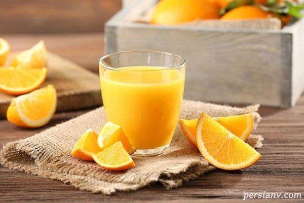 نوشیدنی آب پرتقال مفید است یا مضر؟!!