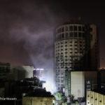 هتل آسمان شیراز و مهار آتش سوزی مهیب آن!!