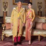 همسر دوم پادشاه تایلند و انتشار تصاویری جدید و متفاوت از او!!