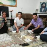 وزیر جوان کابینه و ماجرای دعوت اینستاگرامی او به صرف آب دوغ خیار!!