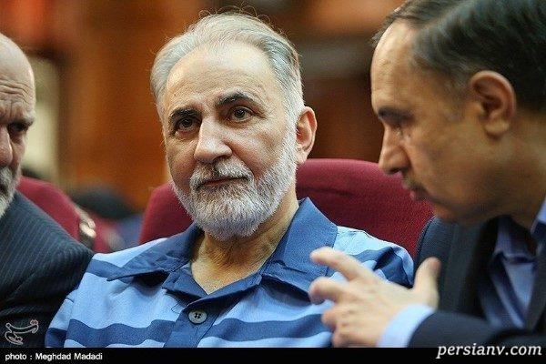 وکیل مدافع محمد علی نجفی: اعتراض می کنیم که موکلم در زندان نماند!