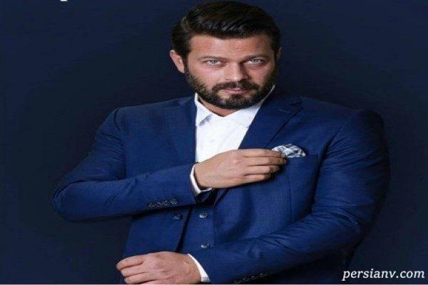 پژمان بازغی بازیگر ایرانی و واکنش متفاوت او به مهاجرت مزدک!