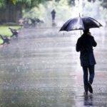 پیش بینی باران برای پنج روز در ۱۳ استان!!