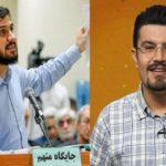 پیمان طالبی مجری شبکه سه و کنایه او به هادی رضوی!