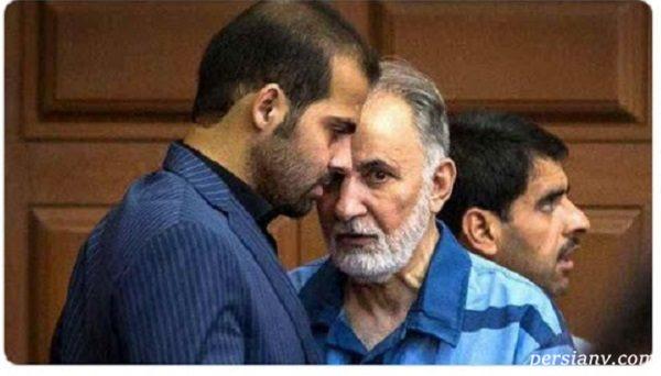 رضایت مسعود استاد به نجفی و واکنش های کاربران | پول خیلی کارا می کنه!!