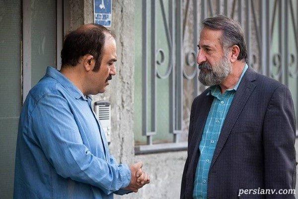 مهران رجبی بازیگر سینما