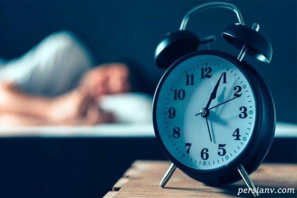 هشت ساعت خواب