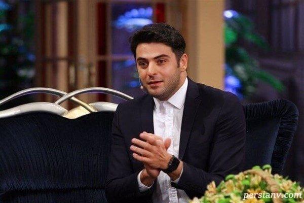 انتقاد علی ضیا از ژن خوب حمیدرضا عارف کار دستش داد!!