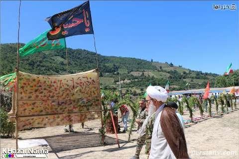 امام جمعه لواسان در بازدید از ساخت و سازهای غیر مجاز باستی هیلز!
