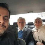 پسر محمدرضا عارف و توضیح درباره انتصاب او در کیش!!