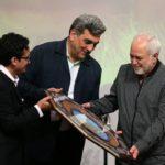 محمد جواد ظریف وزیر کشورمان: افتخار میکنم بهخاطر مردم تحریم شدم!