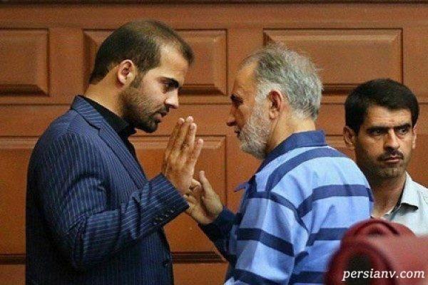 بخشش محمدعلی نجفی توسط خانواده میترا استاد تایید شد!!
