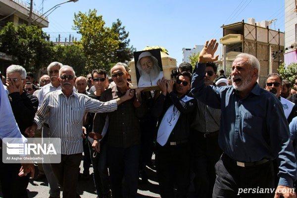 پدر طبیعت ایران