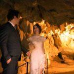 برگزاری جشن عروسی عجیب و متفاوت در غار خفاش ها!!!