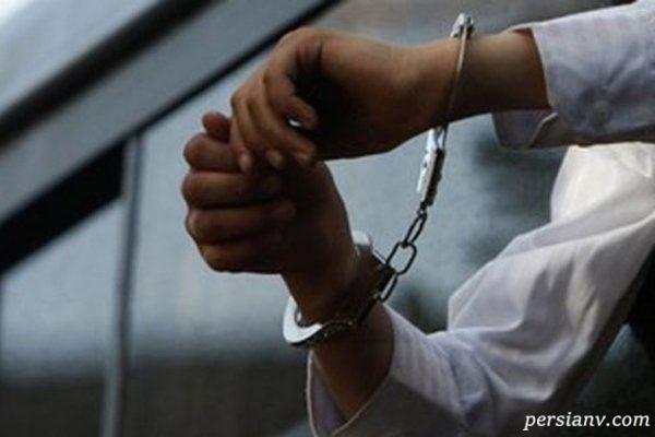 سارق دستگیر شده پاستوریزه و توضیحات عجیبش به خبرنگار!!