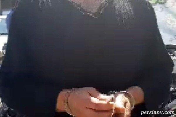سارق دستگیر شده