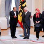 سفیر جدید ایران در آلمان و استقبال جنجالی رئیس جمهور از او!