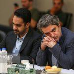 دوچرخه سواری شهردار تهران به همراه مسئولان