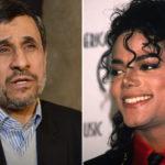 تولد مایکل جکسون و تبریک احمدی نژاد به مناسبت آن!!