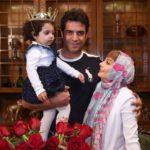 جشن تولد منوچهر هادی همسر یکتا ناصر در ۴۷ سالگی!