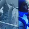 آیسان احتشامی صاحب اصلی عکس دختر آبی: من سحر نیستم که خودسوزی کرد!!
