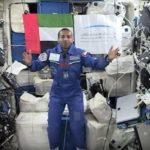 ارتباط اولین فضانورد اماراتی با زمین