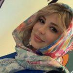 اهدای خون نیوشا ضیغمی بازیگر معروف ایرانی!