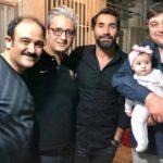 عکس های منتشر شده از بازیگران در مراسم عزاداری محرم ۹۸