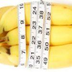 تاثیر موز در کاهش وزن و لاغری چگونه است؟!