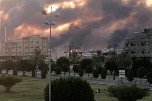 حمله به آرامکو عربستان