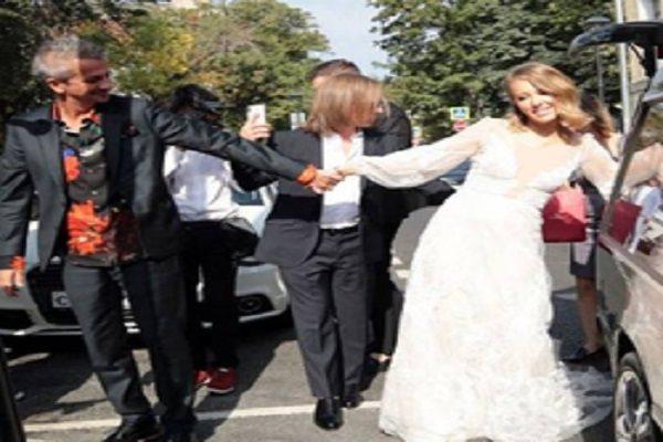 خانم سیاستمدار با مراسم عروسی عجیبش سوژه شد!!