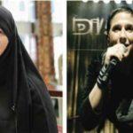 خواننده زن فرانسوی مشهور مسلمان شد   از خوانندگی روی صحنه تا زیارت کعبه!!