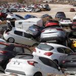 خودروهای لوکس و گران قیمت و بلایی عجیب که بر سرشان نازل شد!!!