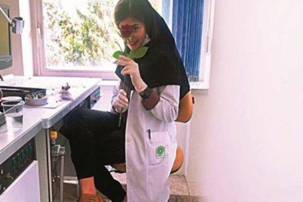 دانشجوی قلابی دندانپزشکی