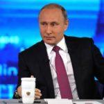 راز جوانی پوتین رئیس جمهور ۶۶ ساله روسیه بر ملا شد!!