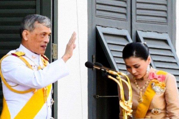 زندگی پادشاه تایلند