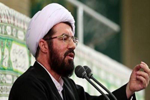 سخنرانی مسعود عالی در حضور رهبر انقلاب با حاشیه ای جالب!