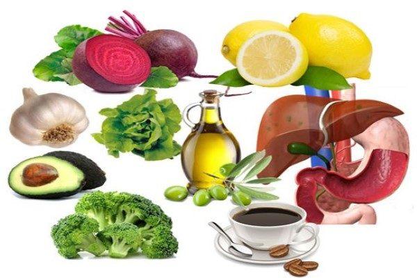 سلامت کبد خود را با مصرف همزمان این غذاها به خطر نیندازید!!