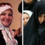 شبنم نعمت زاده در جلسه دادگاه با چادر و واکنش های کاربران به آن!!