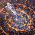 اثر انگشت حاکم دبی بر برج جمیره نقش بسته