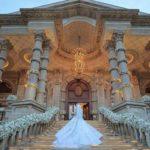 عروسی های لاکچری تهران | بیکن آهو، میزخاویار،درشکه طلا برای سیندرلا شدن!!