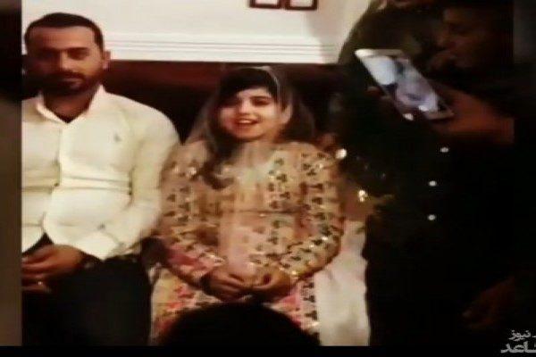 عقد دختر خردسال در یاسوج  آقا شاهرخ و فاطیما خانم، داماد و عروس جنجالی!!