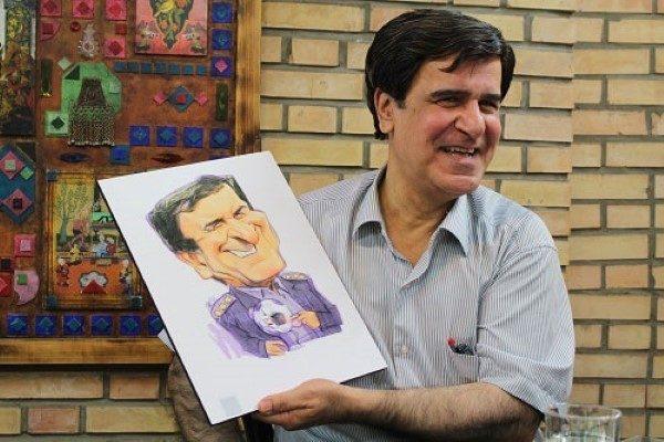 علیرضا علیفر گزارشگر فوتبال به آمریکا می رود   مهاجرت هم خز شد!!