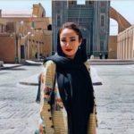 عکس جدید بهاره افشاری در افتتاحیه نمایش رامبد جوان!