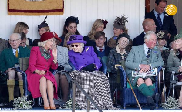 عکس های ملکه انگلیس