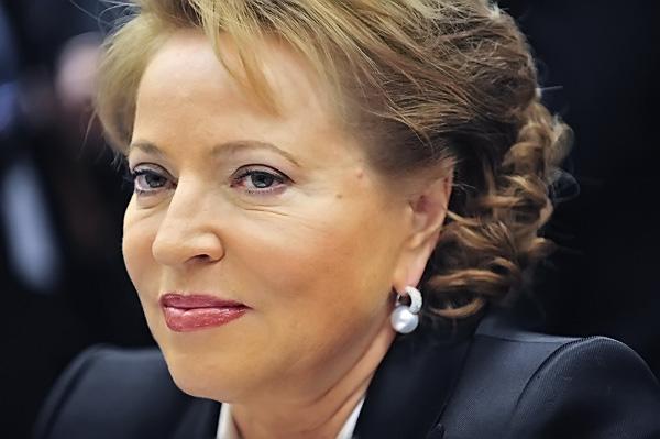 قدرتمندترین زن روسیه