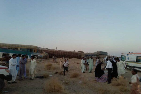 حادثه خروج قطار از ریل